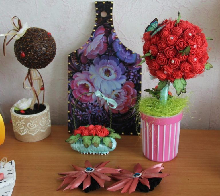 Выставка – просмотр работ студентов специальностей Декоративно-прикладное искусство и народные промыслы и Дизайн
